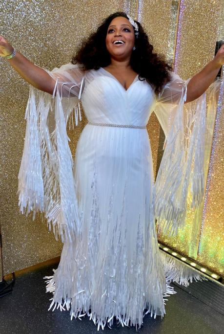 Image of Marisha Wallace - Strictly Come Dancing Performance