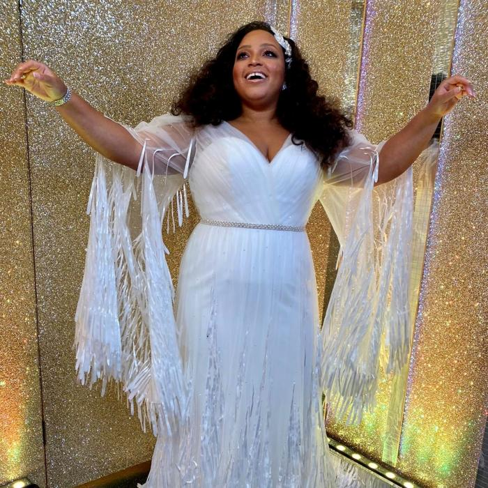 Image of Marisha Wallace – Strictly Come Dancing Performance