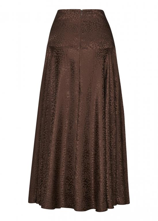 Sassi Holford RTW 2021 Marlow Skirt Bark (Back)