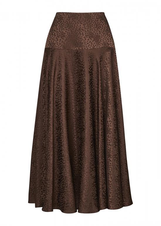 Sassi Holford RTW 2021 Marlow Skirt Bark (Front)