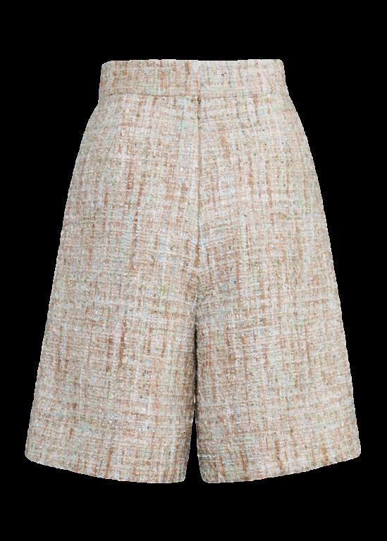 sassi holford boucle high waisted shorts