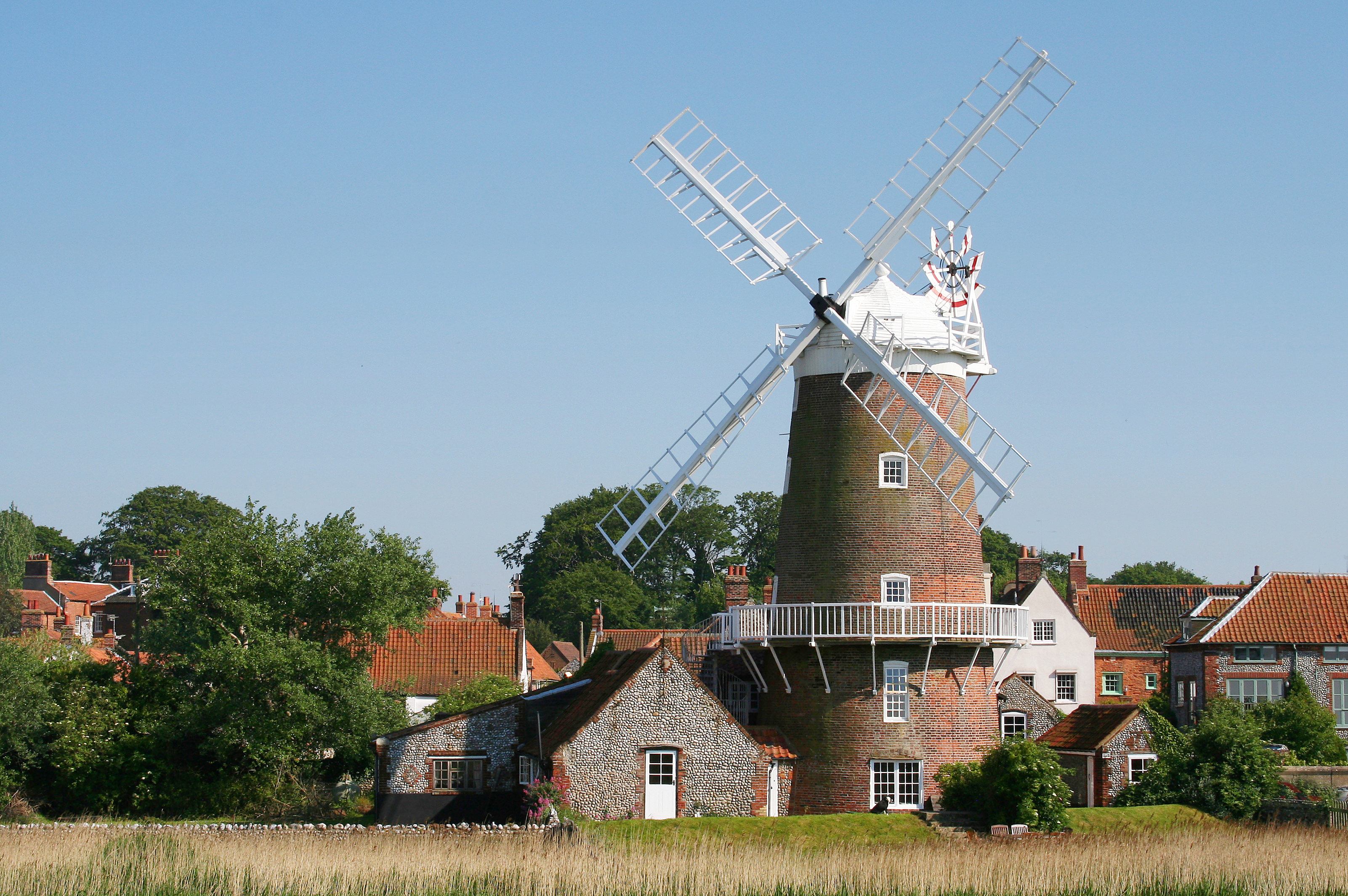 Cley Windmill - Gallery