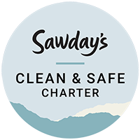 https://s3-eu-west-1.amazonaws.com/sawdays-production-assets/wp-content/uploads/2020/05/22115628/Sawdays-Clean-and-Safe-charter-badge-small.png