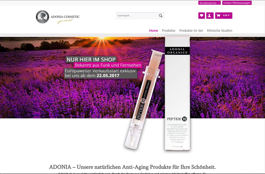 Adonia Cosmetic