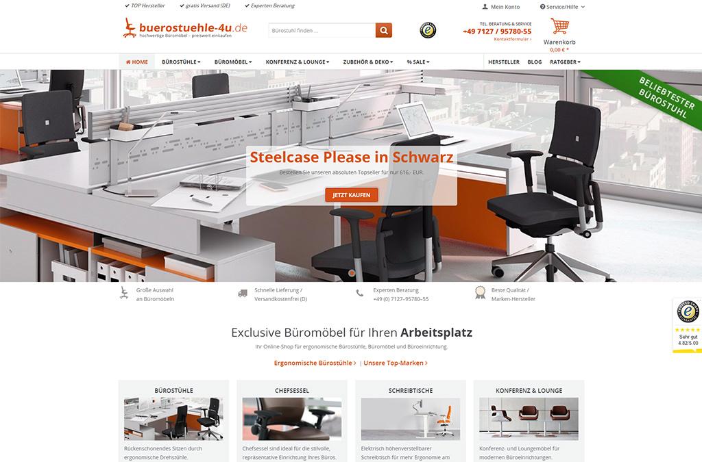 Büromöbel Online-Shop