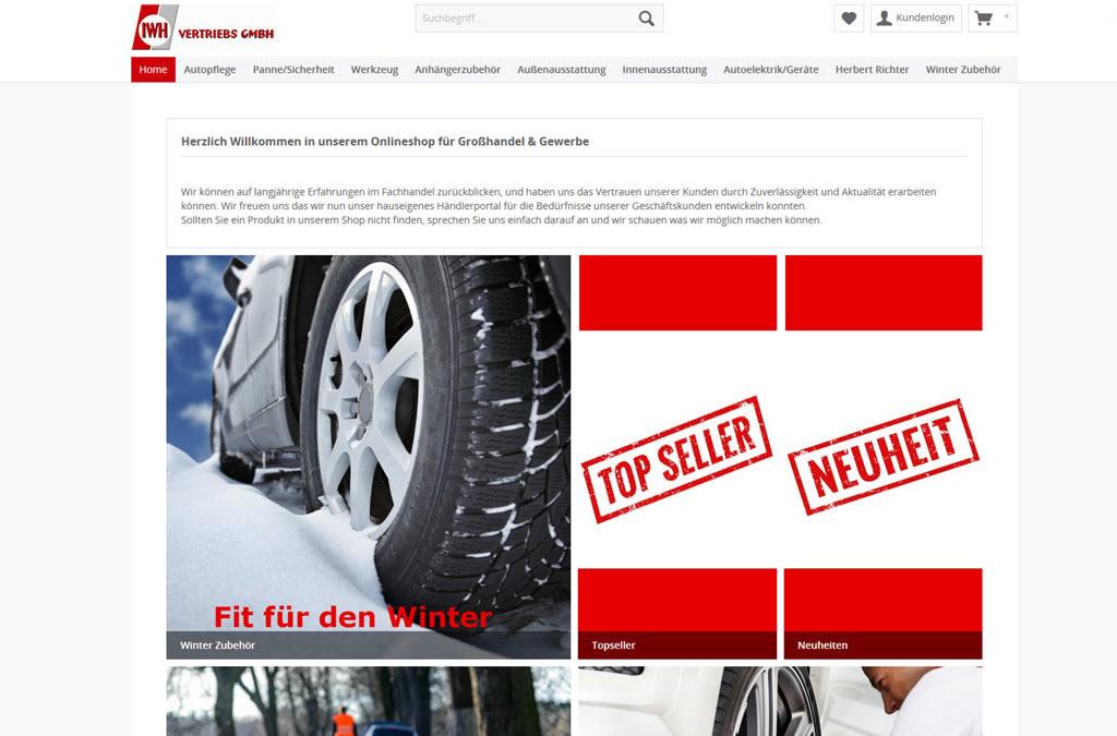 IWH Vertriebs GmbH