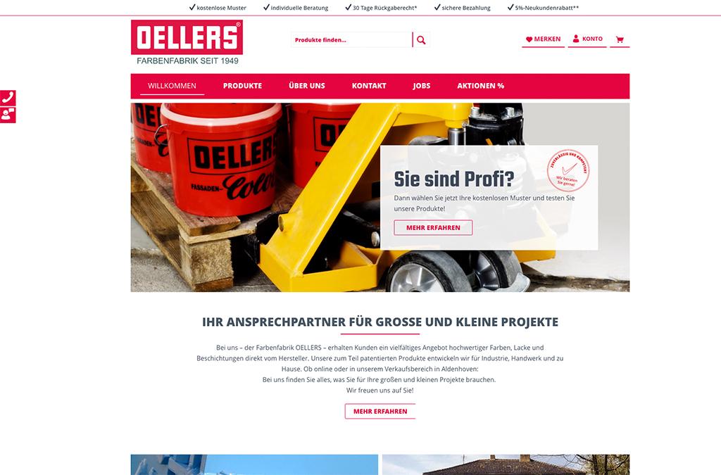 Farbenfabrik Oellers