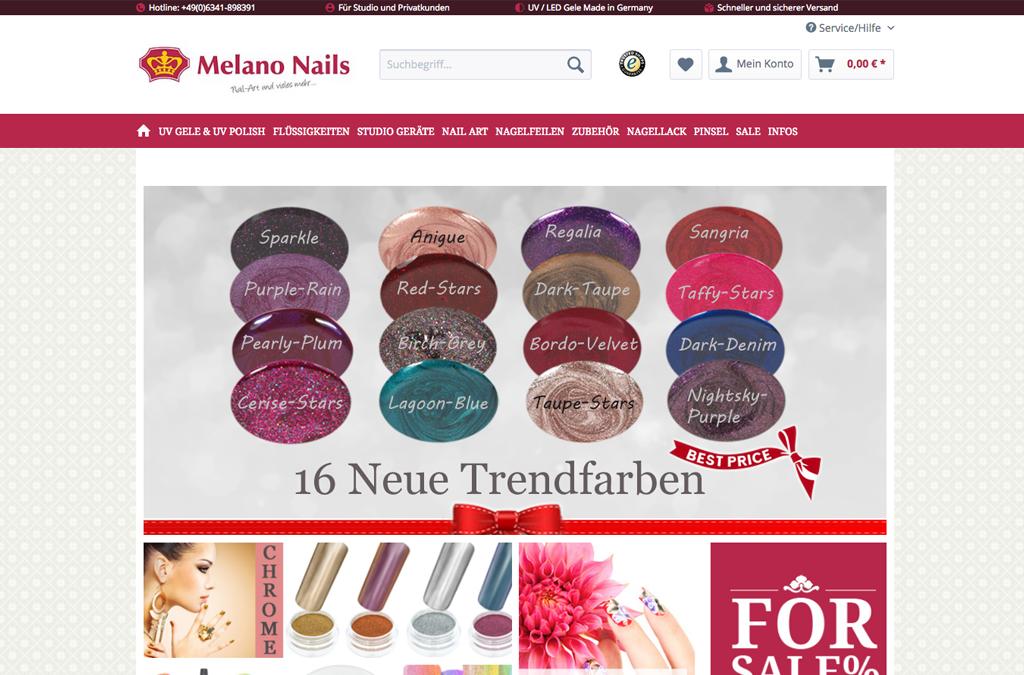 Melano Nails
