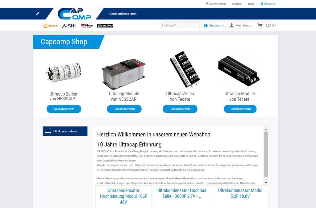 Capcomp GmbH