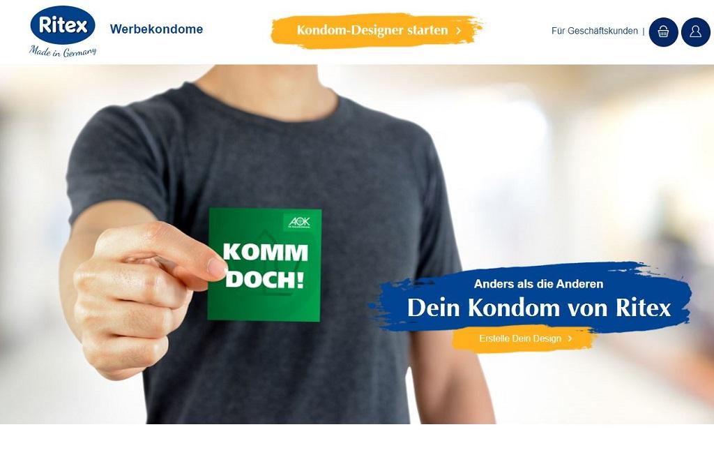 Ritex Werbekondome