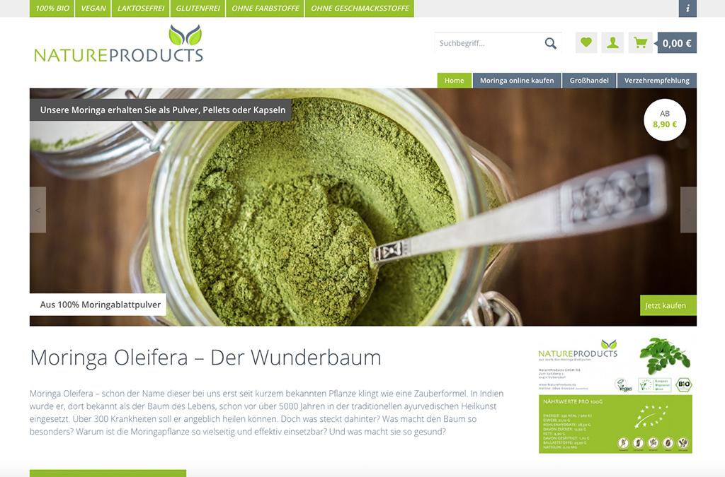 NatureProducts GmbH ltd.