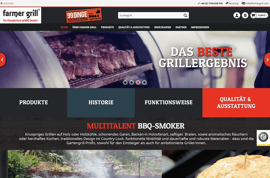 Farmergrill