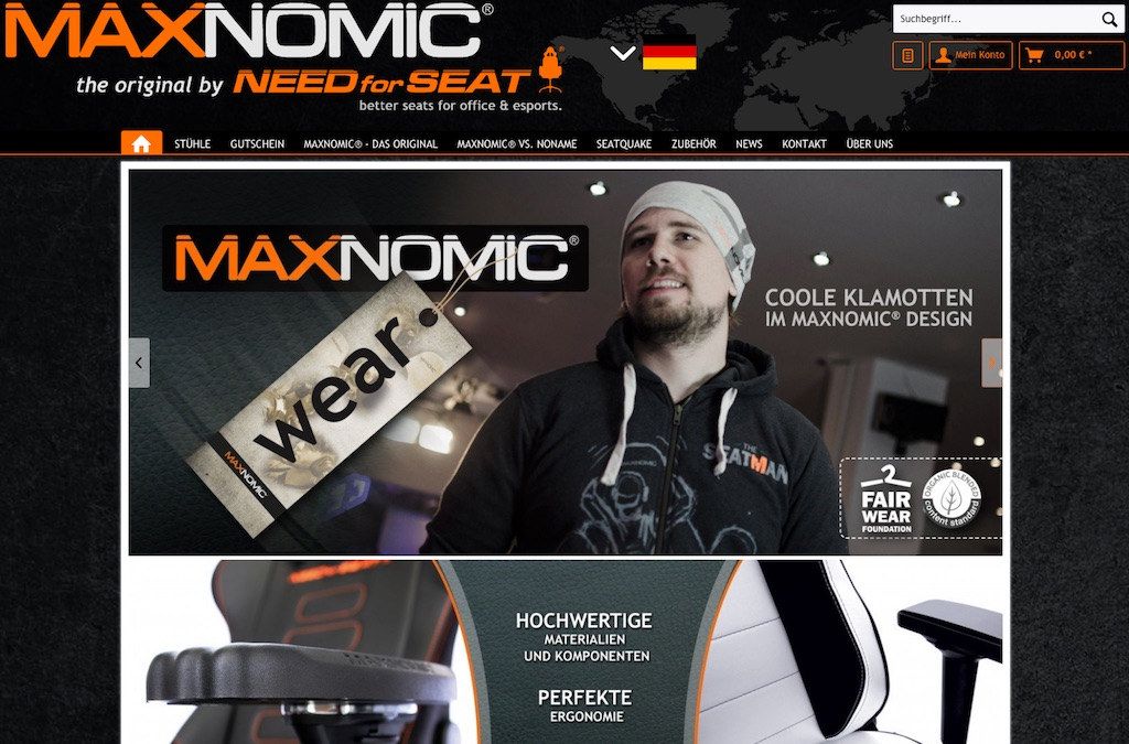 NEEDforSEAT/MAXNOMIC