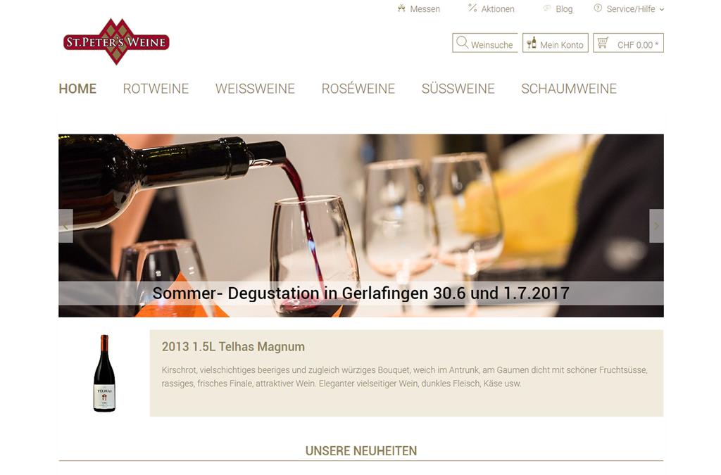 St. Peter's Weine GmbH