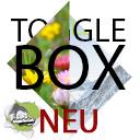 Toggle Box | Mehr erfahren | Accordion Box | Aufklappbare Box