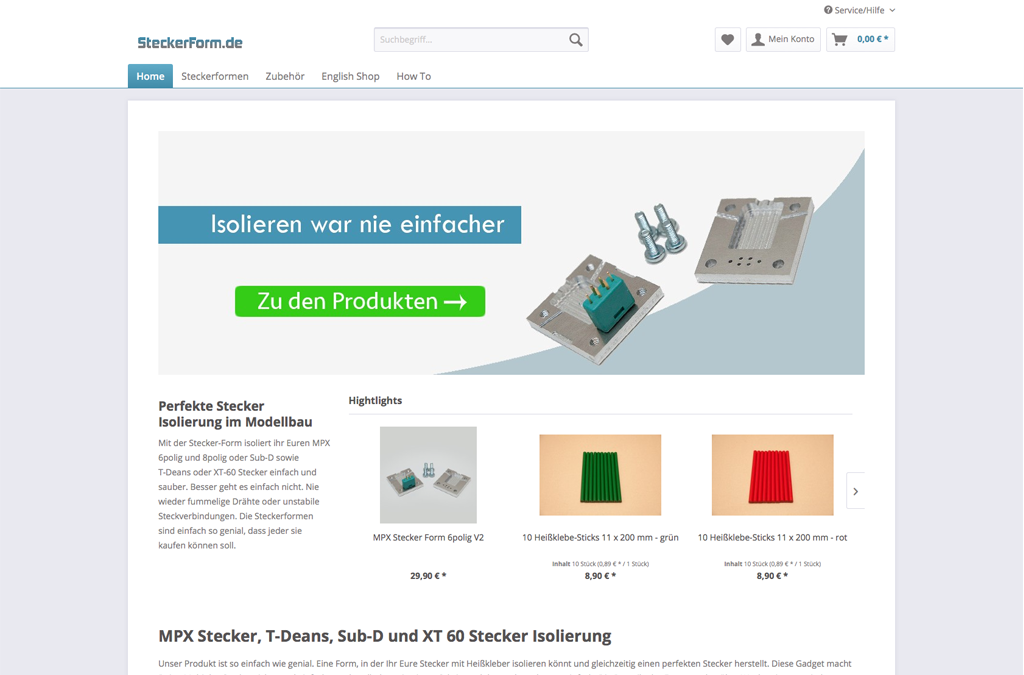 SteckerForm.de