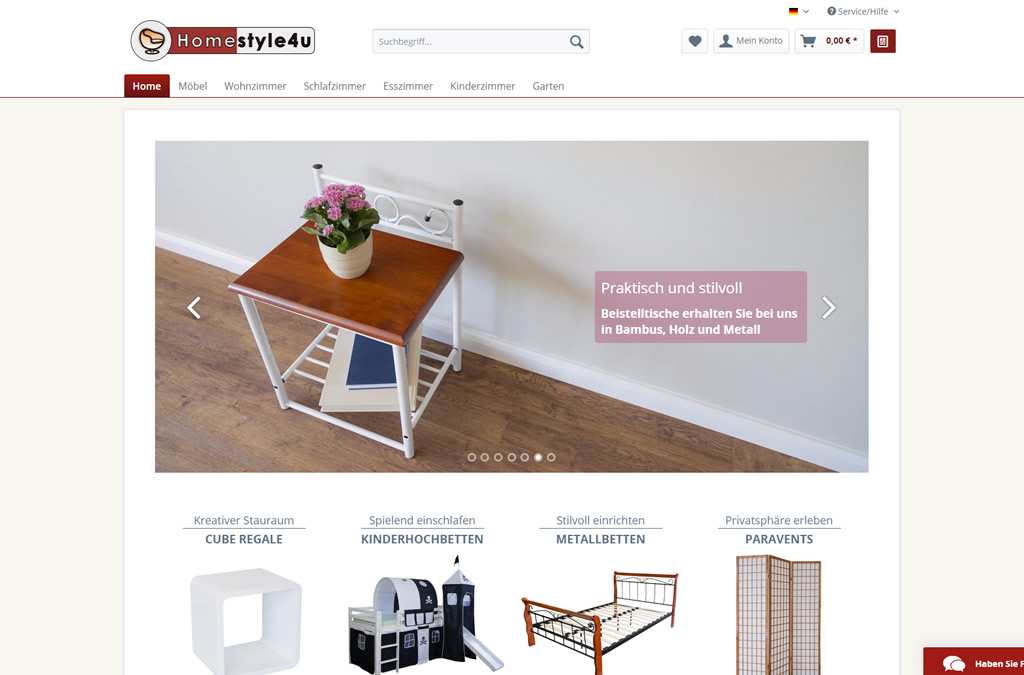 Homestyle4u GmbH & Co. KG
