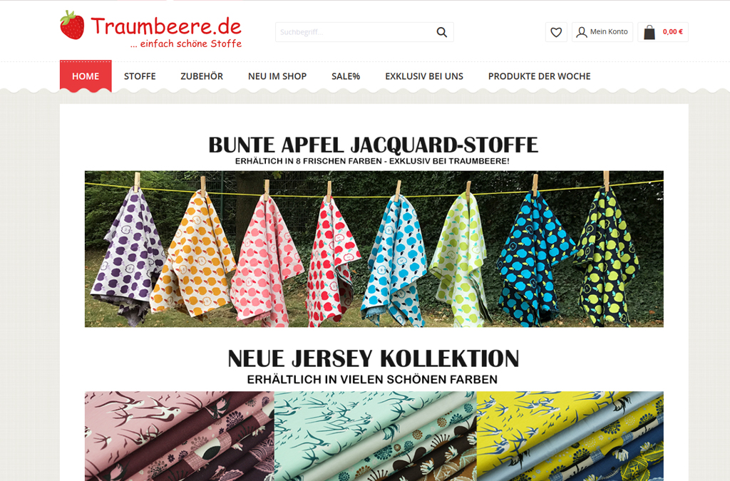 Traumbeere