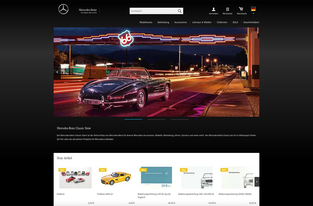 mercedes-benz-classic-store.com