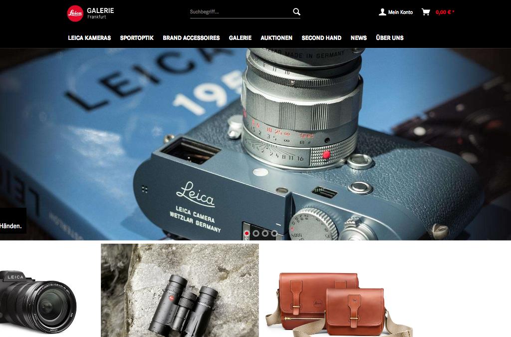 Leica Galerie Frankfurt