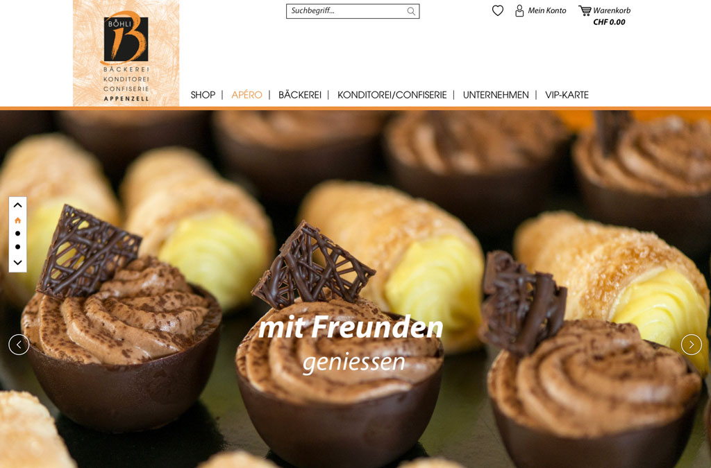 BÖHLI - Bäckerei - Konditorei