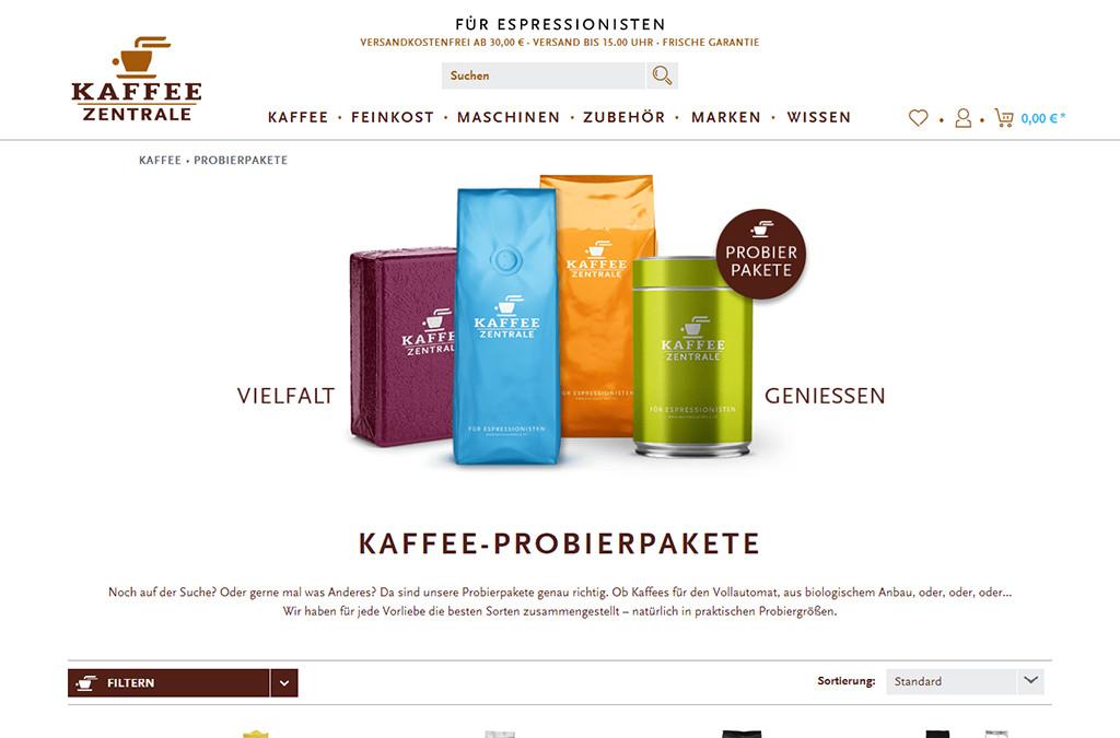 Kaffeezentrale DE GmbH