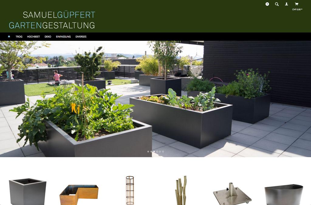 Samuel Güpfert Gartengestaltung