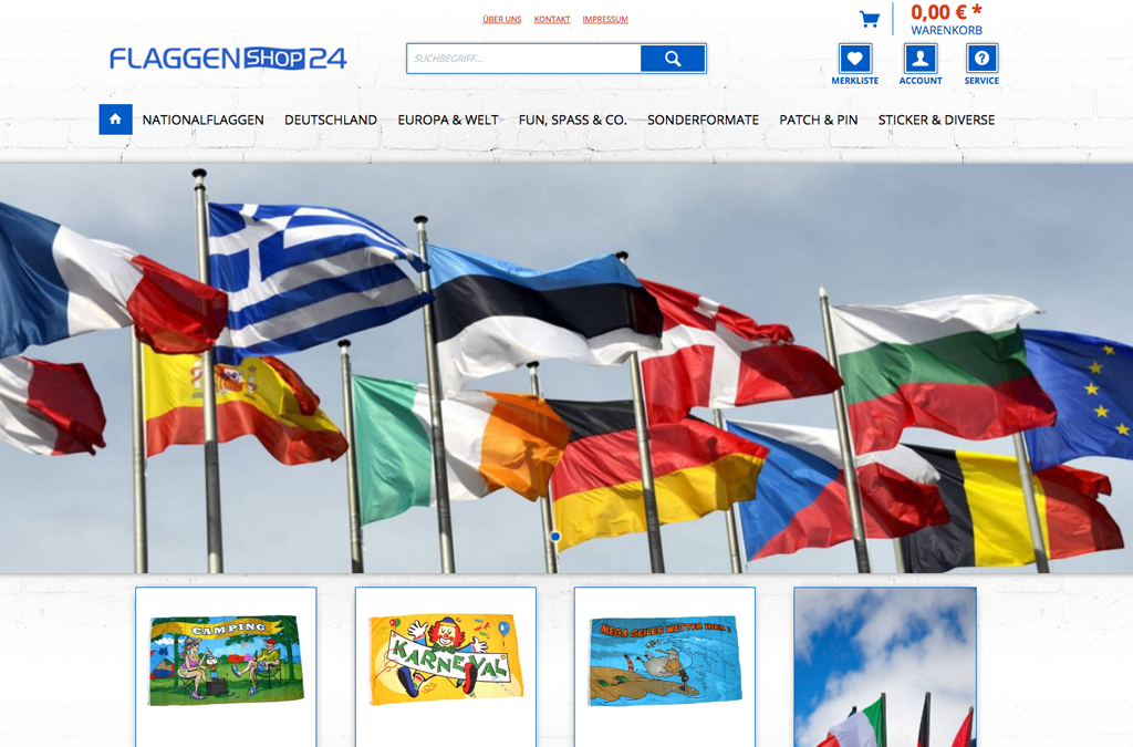 Flaggenshop24.de