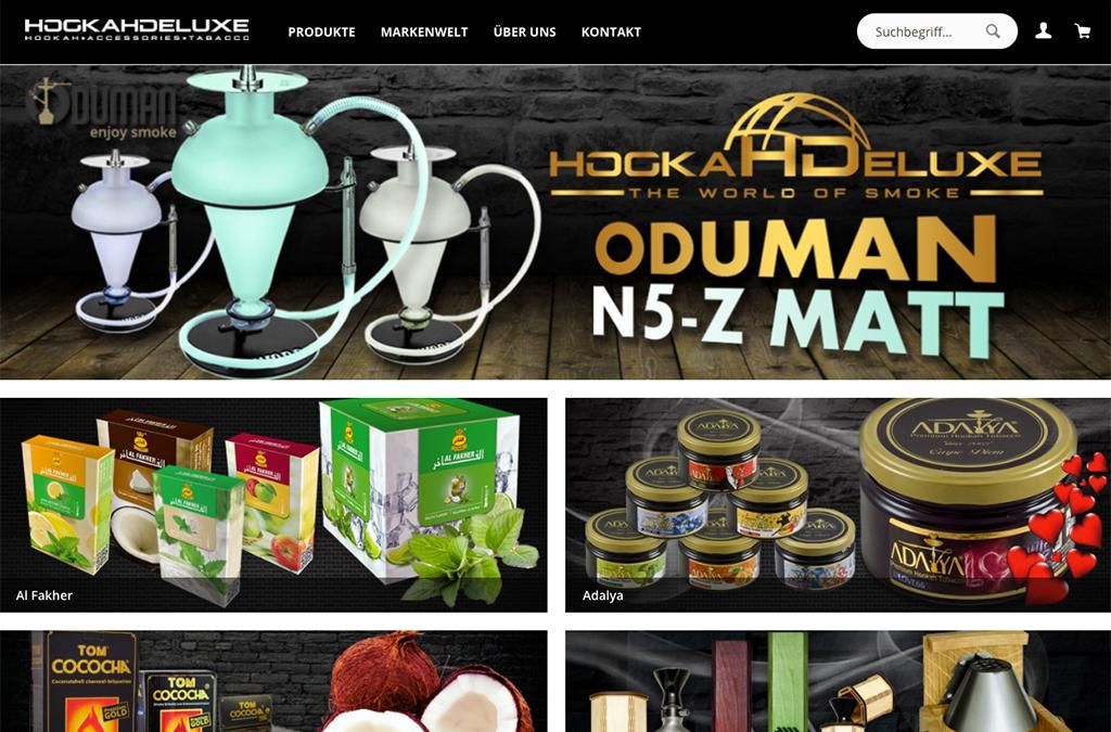 Hookah Deluxe GmbH