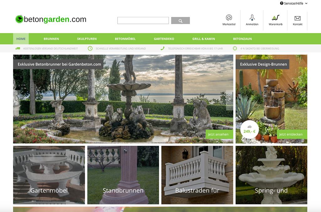 Betongarden.com