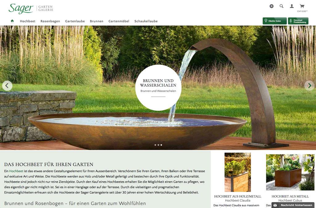 Sager Gartengalerie