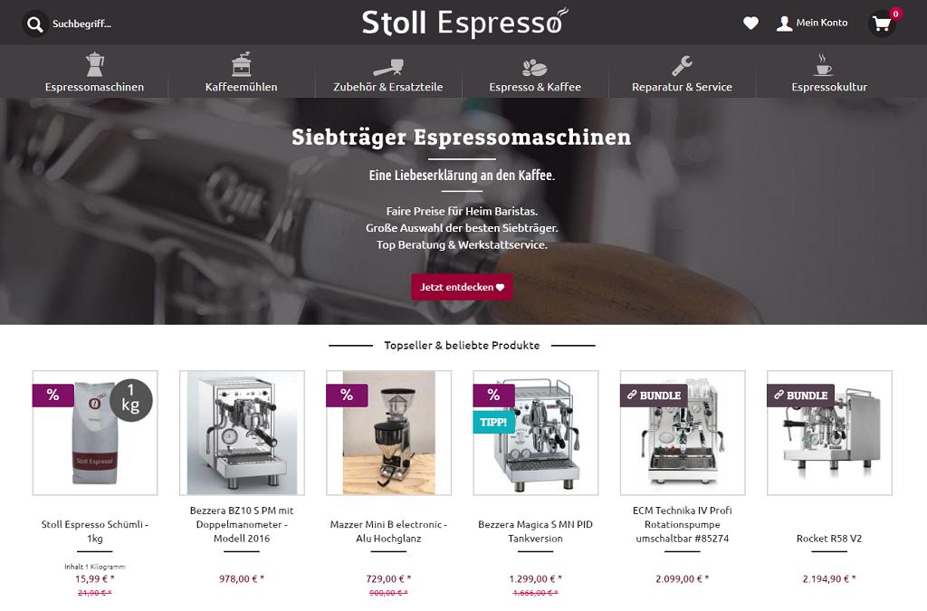 STOLL Espresso
