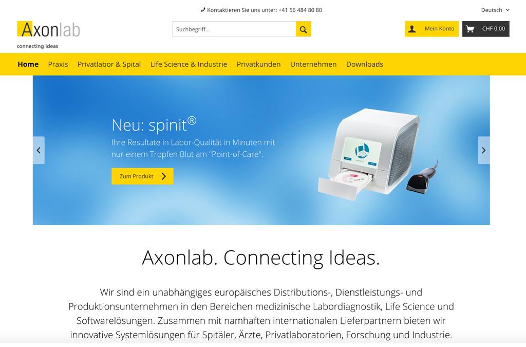 Axon Lab AG