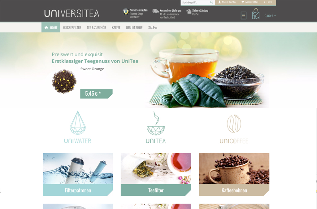 Universitea of Tea