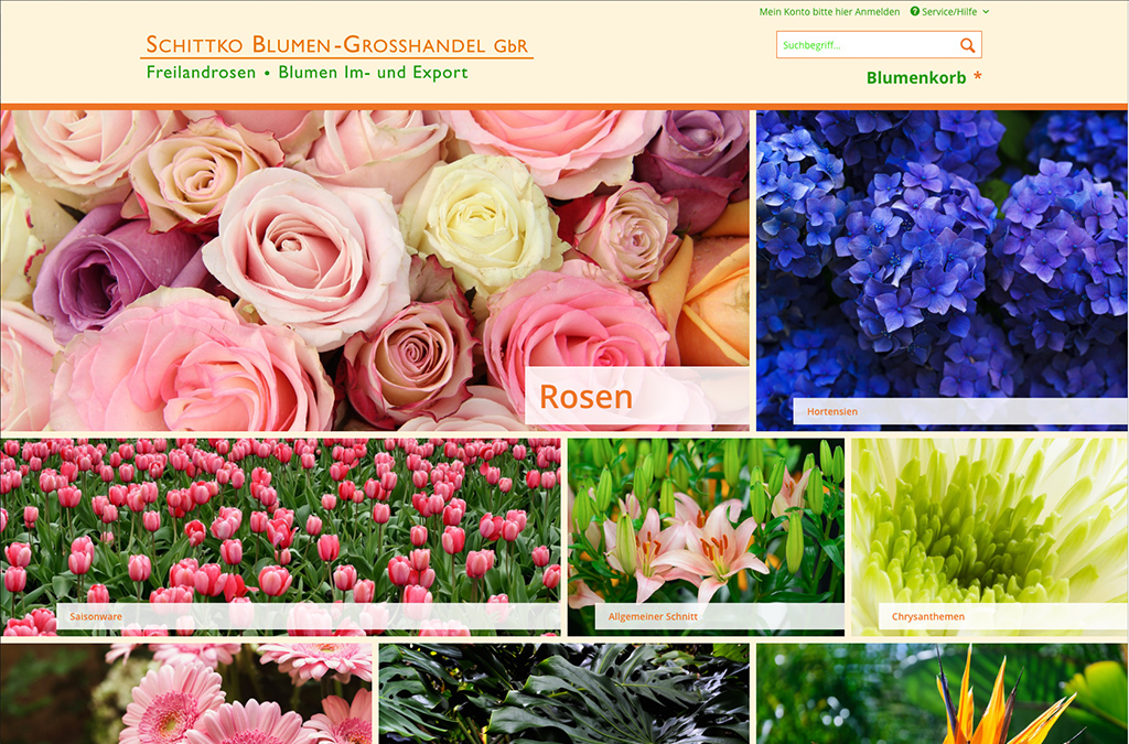 Schittko Blumengroßhandel