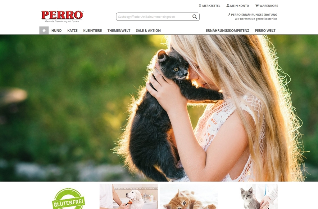 PERRO Onlineshop
