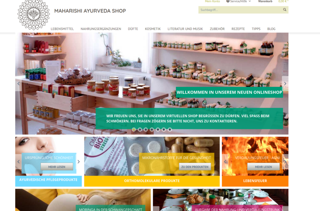 Ayurvedashop.at