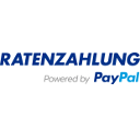 Ratenzahlung Powered by PayPal