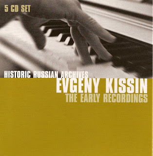 EVGENY KISSIN EN BRILLIANT
