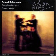 303. Robert Schumann - String Quartets (1842)