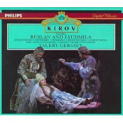 306. Mikhail Glinka - Ruslan and Lyudmila (1842)