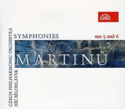 Martinu sinfónico