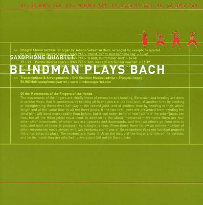 Bl!ndman Plays Bach