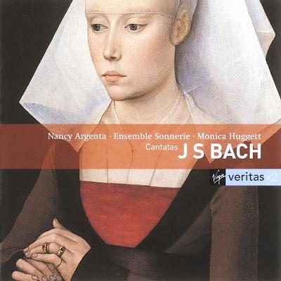 Bach Soprano Cantatas