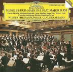 Schubert - Mass in E-flat Major D 950 - Abbado, Vienna Philharmonic