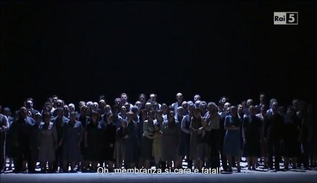 Nabucco desde la Scala