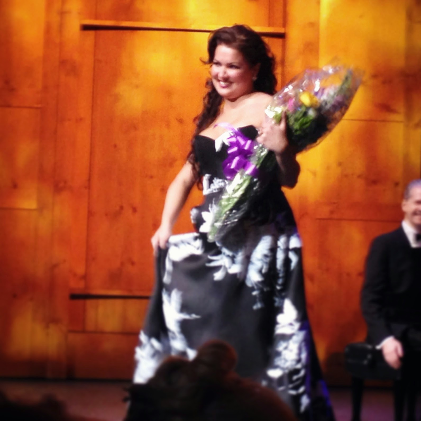 Anna Netrebko recital in VPAC on Feb. 5, 2015