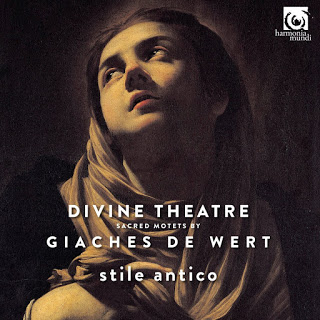 Spectacularly fine performances of sacred motets by Giaches de Wert show him to be a composer of distinctive style
