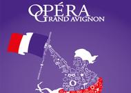 Français - Une saison 2017-2018 de l'Opéra d'Avignon sous le signe de la Liberté