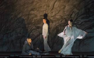 """""""Only the Sound Remains"""" de Kaija Saariaho avec Philippe Jaroussky suscite l'enthousiasme à l'Opéra Garnier"""